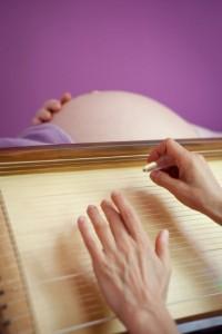 Klangspiel für Schwangere